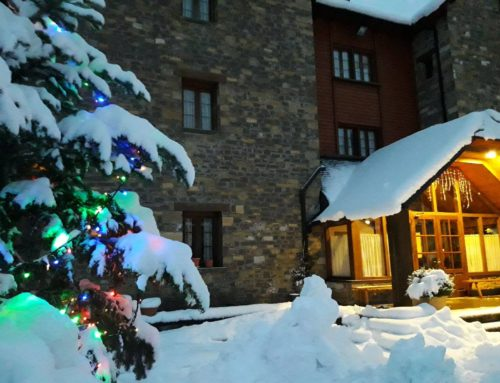 Fin de Año 2019 en el Valle de Chistau